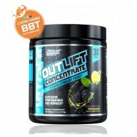 Outlift Concentrate - Preworkout Cực Mạnh Tăng Năng Lượng