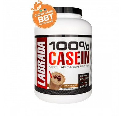 Labrada 100% Micellar Casein 1.88kg