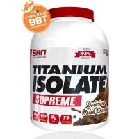 S.A.N Titanium Whey Isolate Supreme